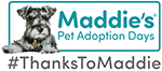 Pet Adoption Days Logo Lockup