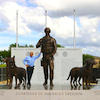 Maddieís Fund Pays Tribute to Military Working Dogs
